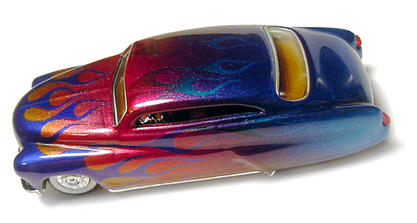 KB Kustoms Double Candy 49 Merc