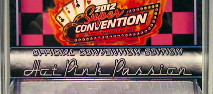 Licensed 2012 Vegas Super Convention Cars!