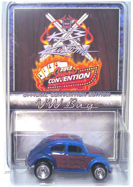 2012 DCS Super Convention  Exclusive VW Wood Bug!  -1 of 10-
