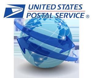 World Wide Shipping via USPS