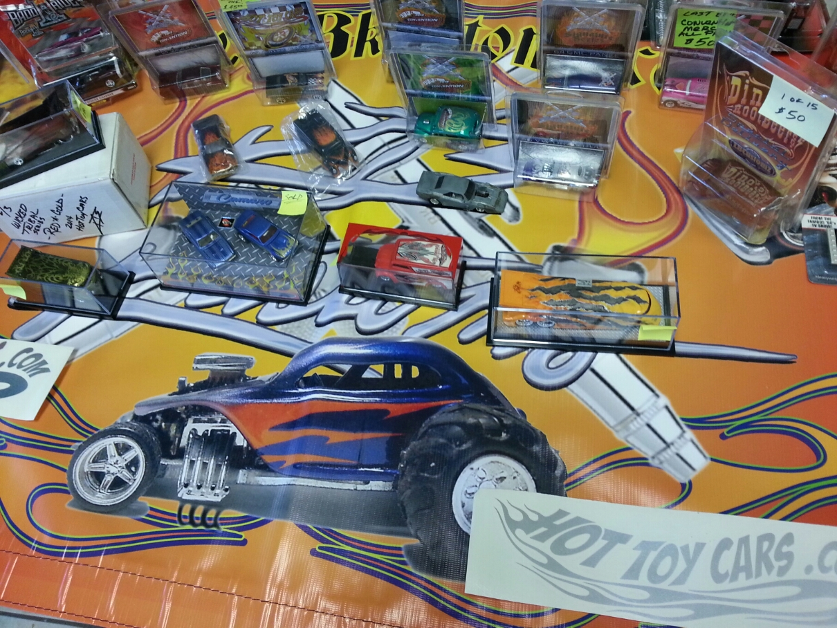 Greater OKC Hot Wheels Show 10-25-14