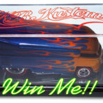Chance to win this drag bus !!