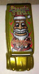 Santa Tiki Dairy Delivery WIP Shot!!